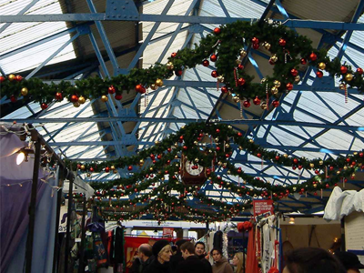 Greenwich Christmas Market